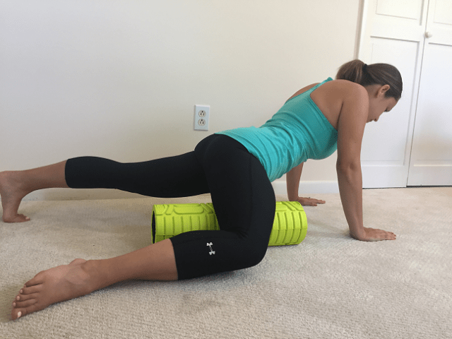 Foam Rolling for Runners - How to Foam Roll the Adductor Muscle