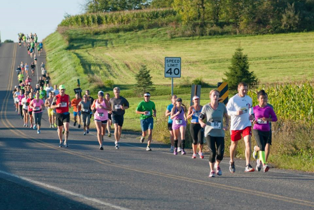 Marathon Training for Beginners - Course
