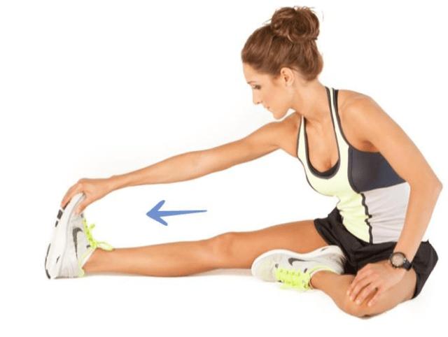 Stretching Exercises - Back of Leg Stretch