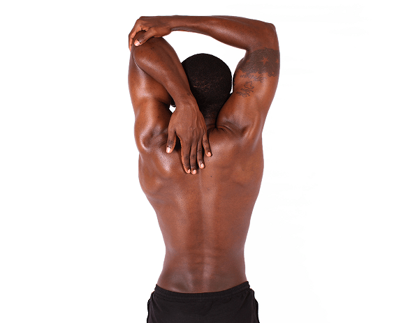 Stretching Exercises-Shoulder Arm Stretch