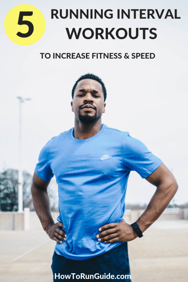 Integrate one of these 5 effective running interval workout into your weekly schedule and watch your pace improve.
