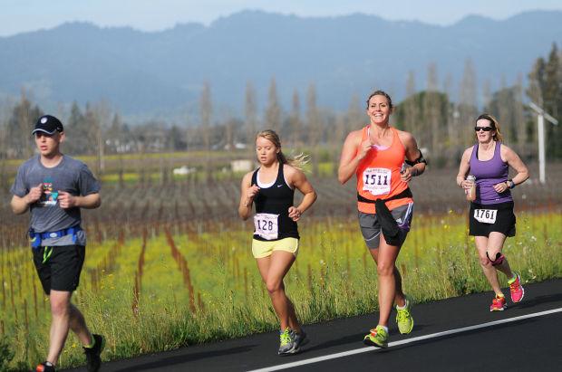 Boston Qualifying Marathons - Napa Valley marathon