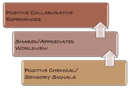 Dave Pollard's elements of trust building