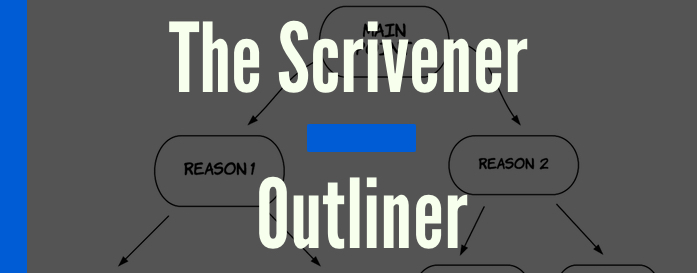 Outlining with Scrivener