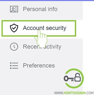 Yahoo account security