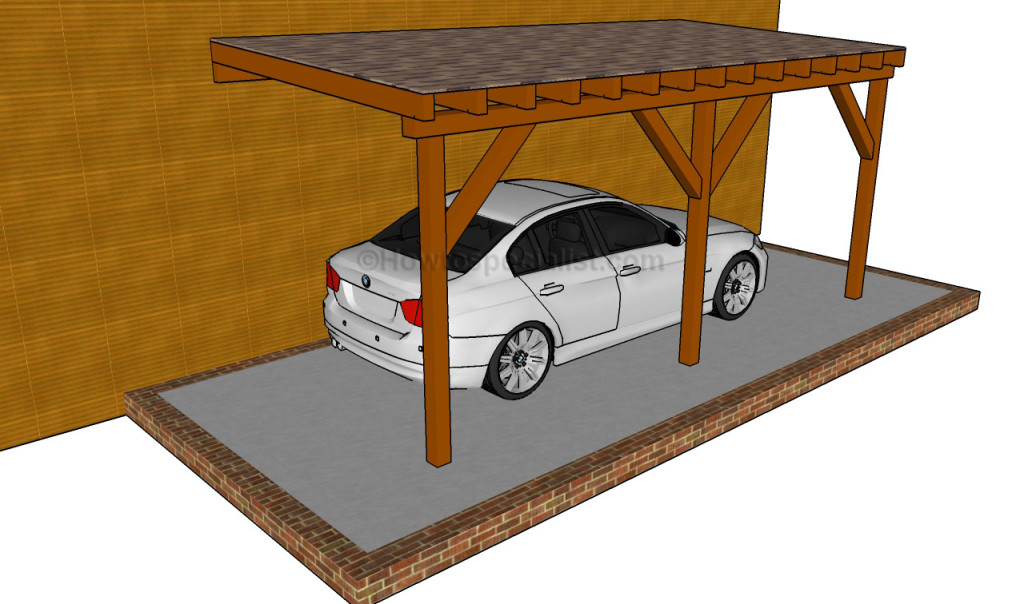 Carport Designs HowToSpecialist How To Build Step By