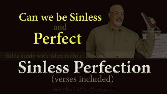 sinless perfection promo picture