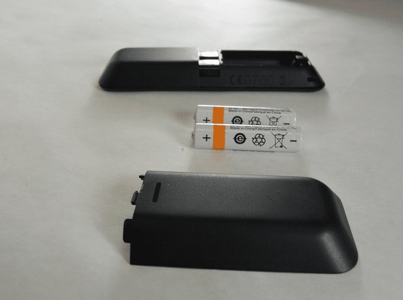 firestick remote battery