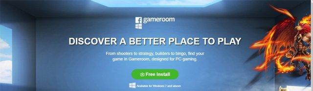 Play Facebook Gameroom games download
