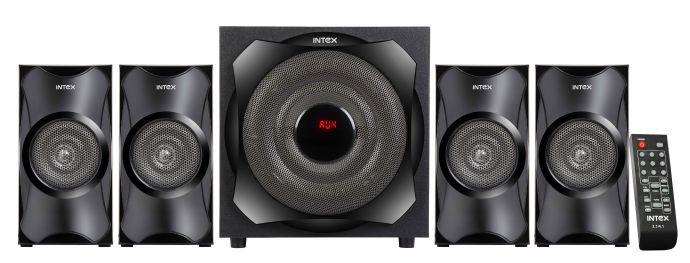 Intex BOMB Speakers 4