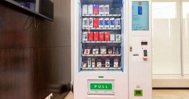 Xiaomi kiosk