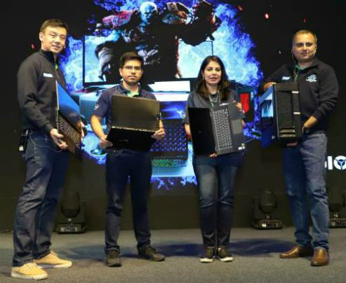 Lenovo Launched Legion Y740 and Legion Y540 for Gamers in India