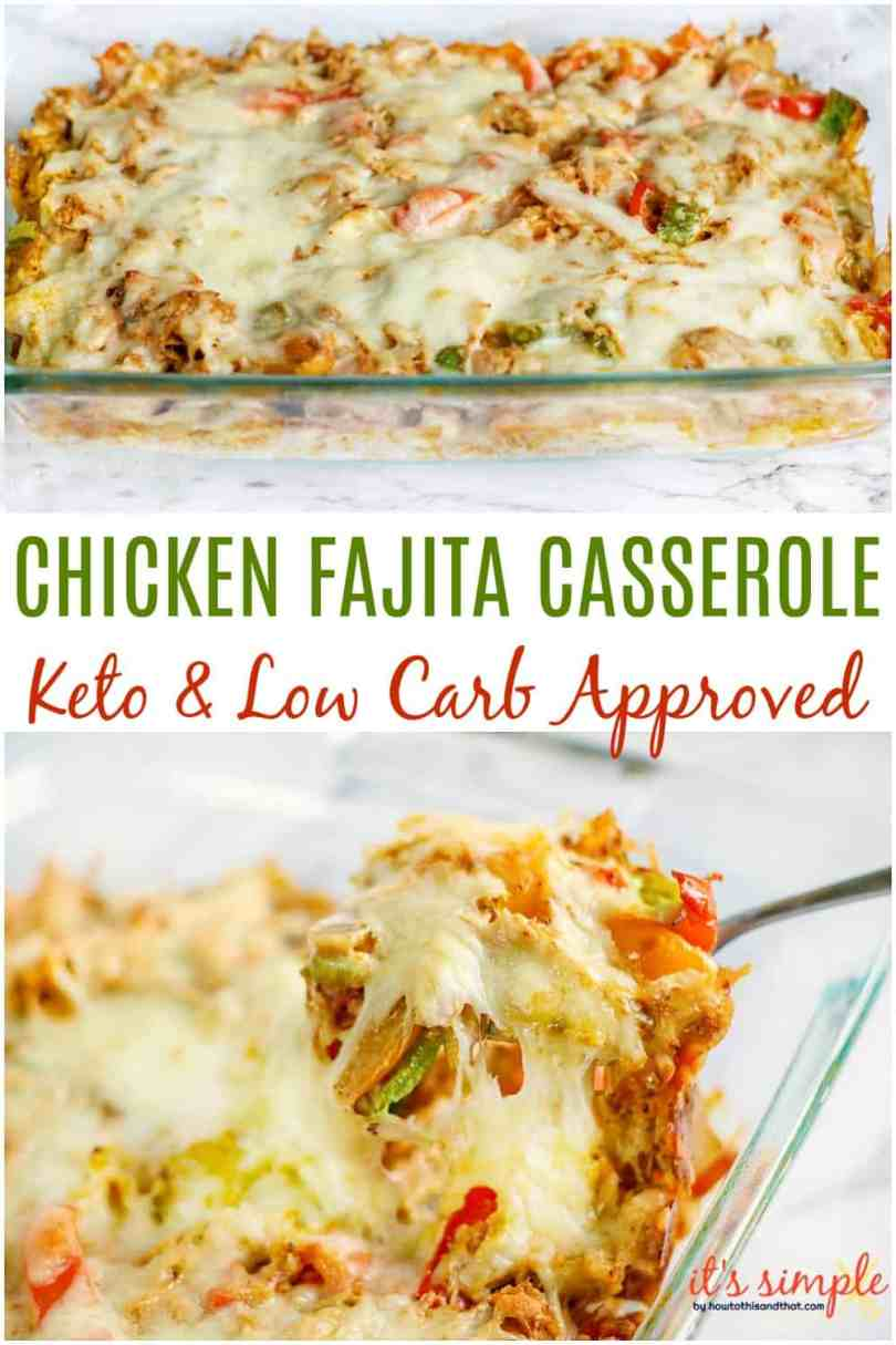 low carb chicken casserole 30 minute dinners
