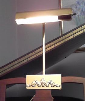 Chickering 227045 Lamp