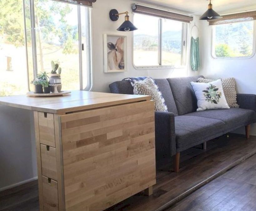 Breathtaking 31 DIY RV Remodel Ideas On A Budget - How to