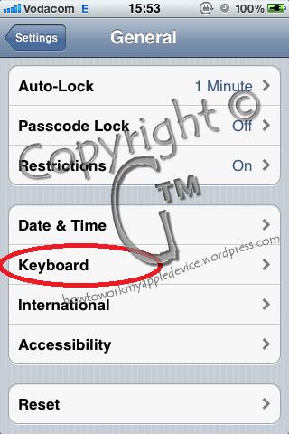 Tap Keyboards