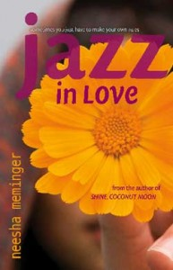Jazz in Love, young adult novel