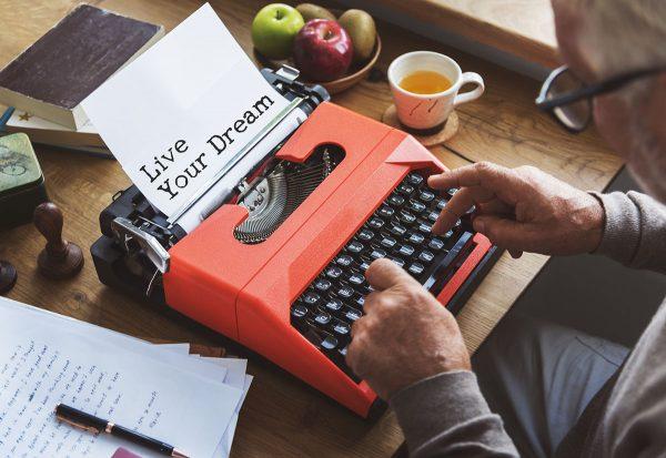 why write writing success dream