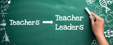 Teachers to Teacher Leaders