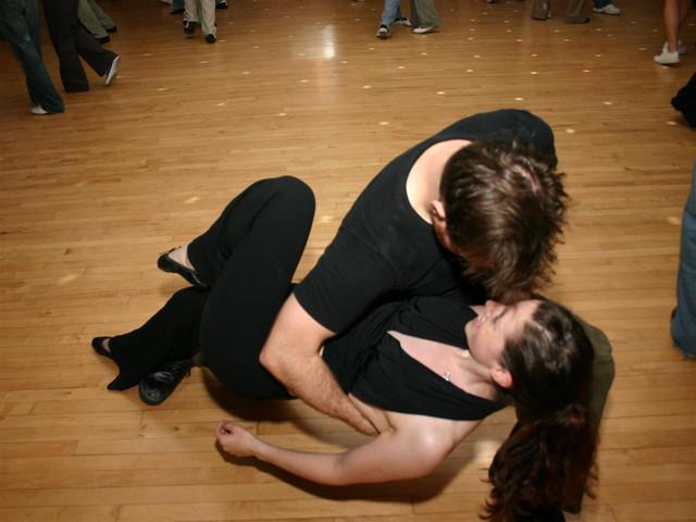 dance dip