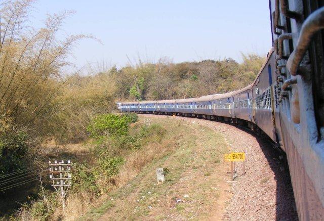 Train to Goa