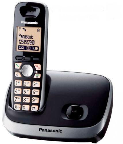 Cordless phone Panasonic KX-TG 6511