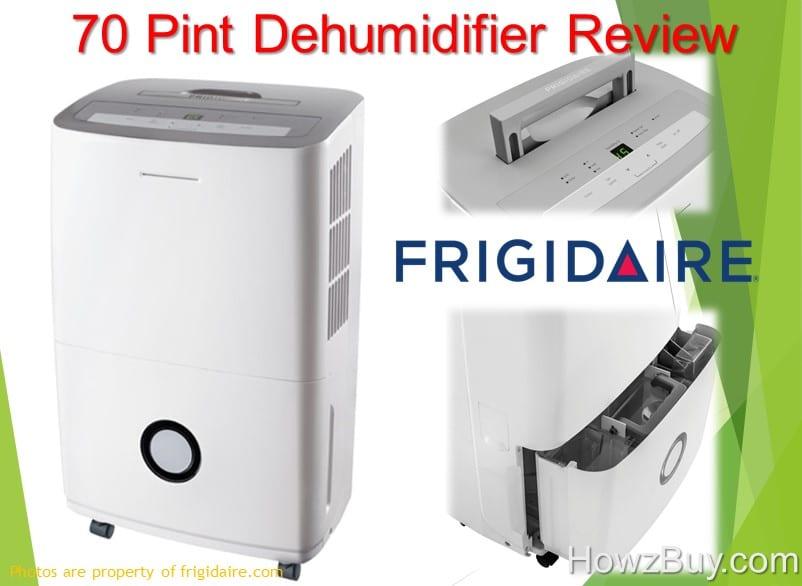 Frigidaire 70 pint Dehumidifier [FFAD7033R1]