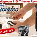 Philips Norelco Multigroom 3100 Trimmer Review