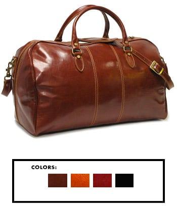 Floto Luggage Venezia Duffle Bag review