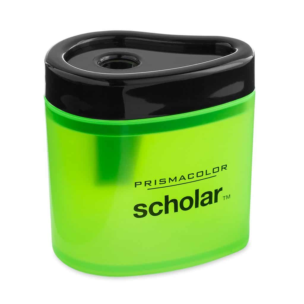 Prismacolor Scholar Pencil Sharpener Review
