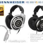 Sennheiser HD800 vs HD800S Reference Dynamic Headphone Comparison & Review