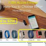 Fitbit Alta vs Charge 2 vs Blaze vs Surge Review [$100 to $250]