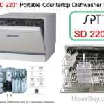 SPT SD 2201 Portable Countertop Dishwasher Review