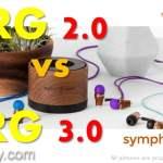 Symphonized NRG 2.0 vs NRG 3.0 Compared
