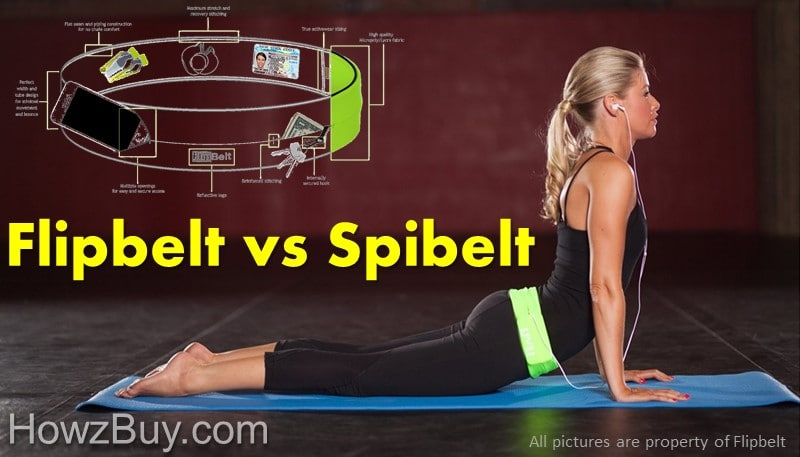 Flipbelt vs Spibelt Which is the Best Fitness Accessory