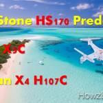 Holy Stone HS170 Predator  vs Syma X5C vs Hubsan X4 Drone Comparison