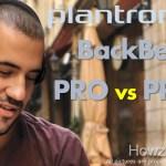 Plantronics BackBeat PRO vs PRO+ NC  Headphones Comparison & Review