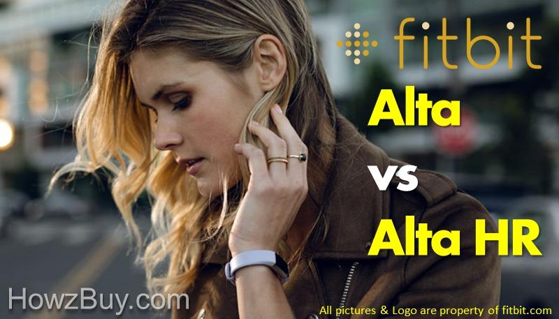Fitbit Alta vs Alta HR, What's New