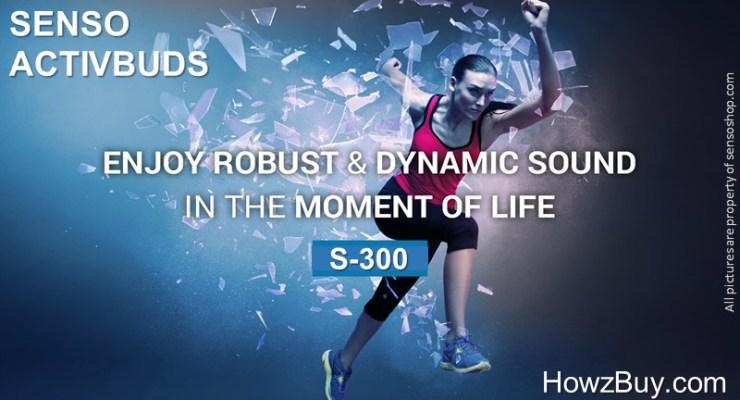 senso activbuds s-300-senso-activbuds-bluetooth-headphones-waterproof-wireless-earphones-earbud