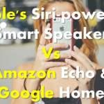 Apple Siri-controlled smart speaker – New Launch Awaited