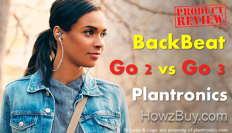 BackBeat Go 2 vs Go 3 compare and review