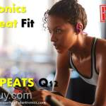 Plantronics BackBeat Fitvs Go 3 vs SoundPEATS Q12 Bluetooth Earbuds