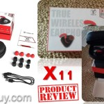 TREBLAB X11 Bluetooth Earbuds – Hands on Review