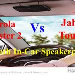 Motorola Roadster 2 VsJabra Tour Bluetooth In-Car Speakerphone Comparison