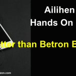 Is Ailihen M10 better allover In ear headphone than the Betron B-25 ?