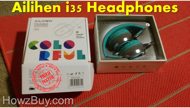 ailihen i35 headphones review