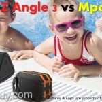 OontZ Angle 3 vs Mpow Portable Bluetooth Speaker Compare & Review