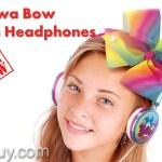 JoJo Siwa Bow Fashion Headphones review