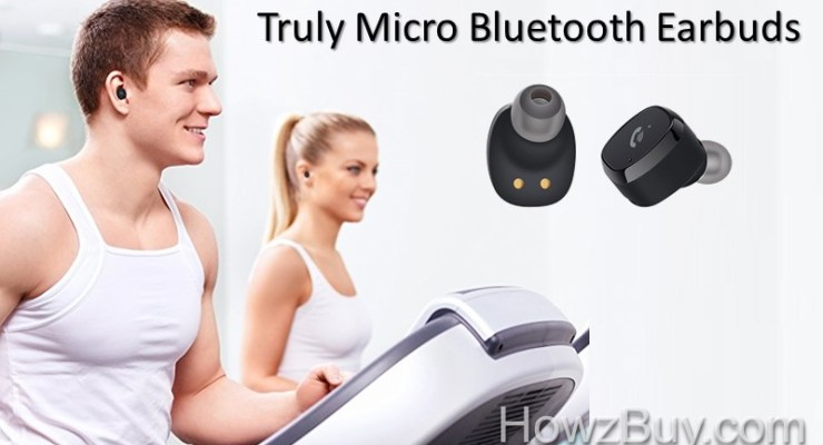 Micro Bluetooth Earbuds review