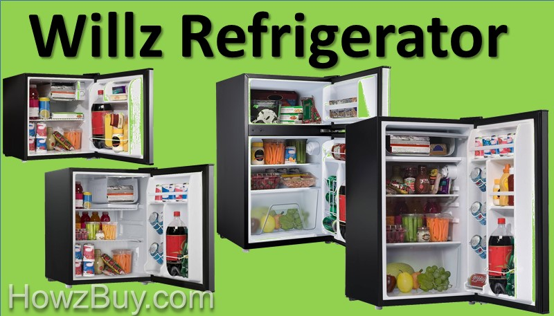 Willz Refrigerator [New introduction 2018]